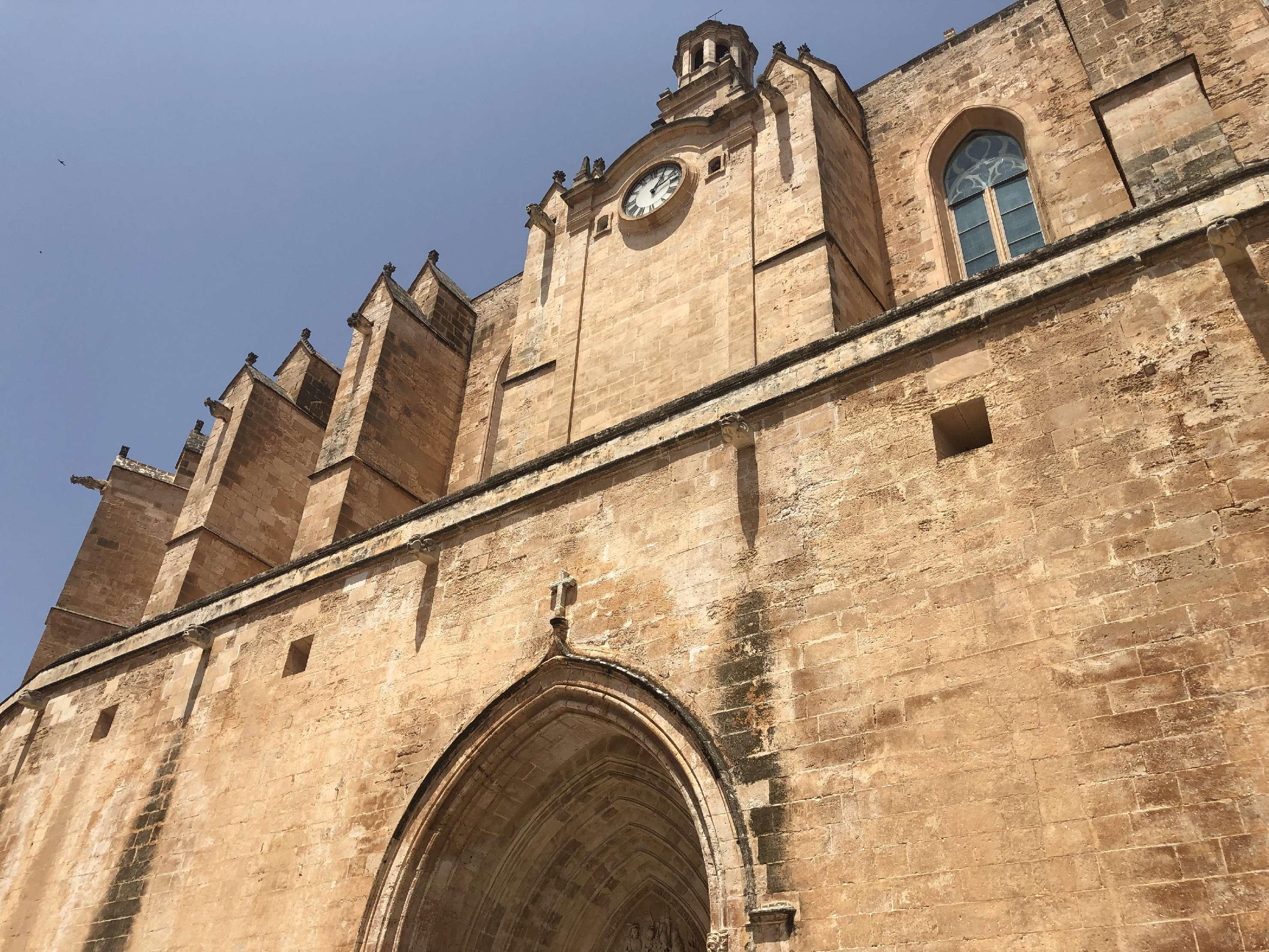 La plaça de la Catedral