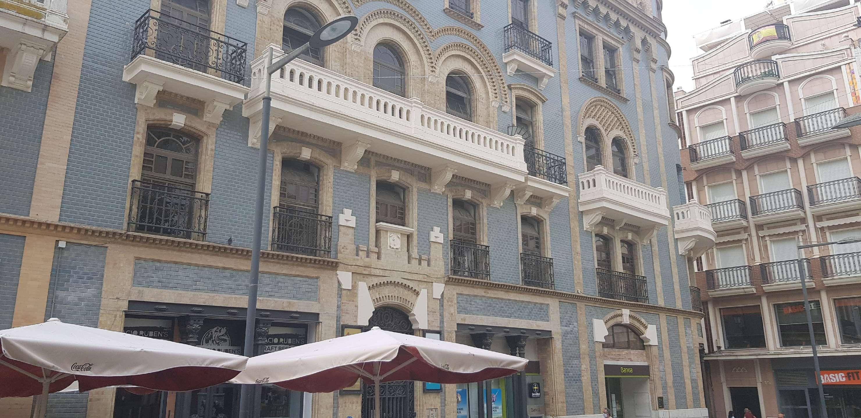 Edificio Hotel París