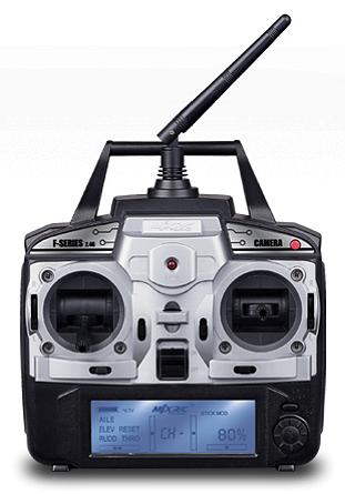 Fernsteuerung 4Kanal 2,4 GhZ F649