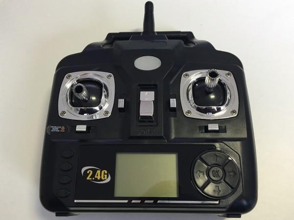 Flex FX6 Quadrocopter Ersatzteil Fernsteuerung