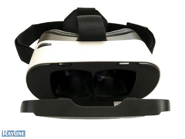 Rayline VR Brille VR4 Blaue Linsen Drohne Drone Quadcopter Smartphone FPV