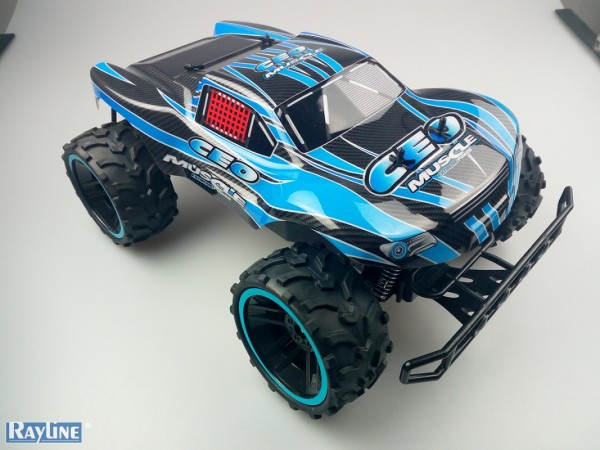 Rayline RC CAR FOR KIDS or DAD Racers RR08A