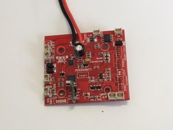 R809 Drohne Ersatz Platine