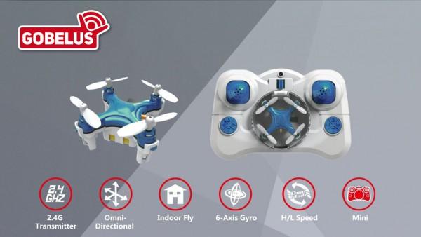 Funtom 1W mini Drohne