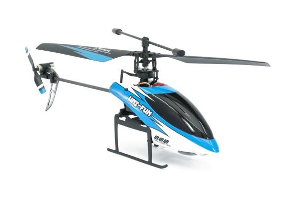 Razer 4 Kanal Vers. 868 RC 2,4 GHz SINGLE ROTOR Hubschrauber