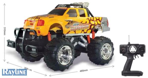 R301 Mega OffRoad RC Monster Truck