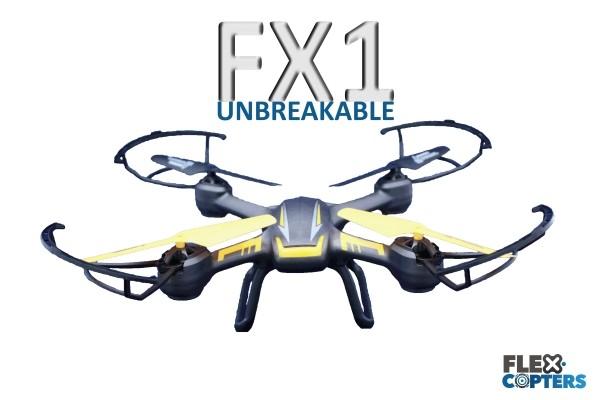 FX1 Quadrokopter Unbreakable