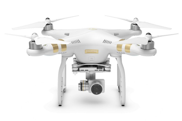 DJI Phantom 3 Professional Quadrocopter