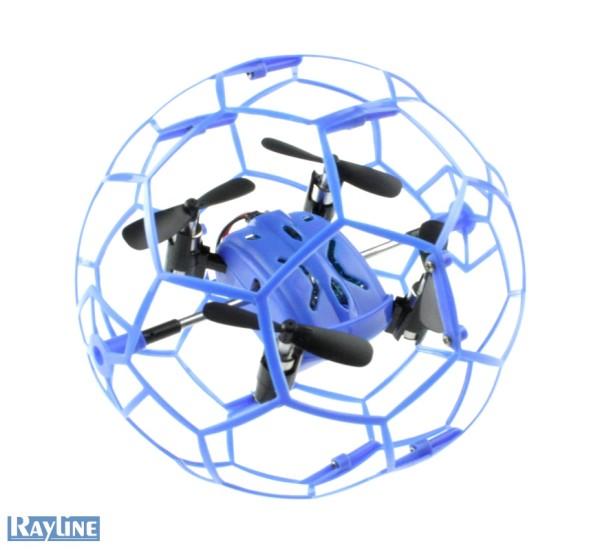 RC Quadrocopter Funtom 2 B 2.4GHz 4-Kanal Drohne