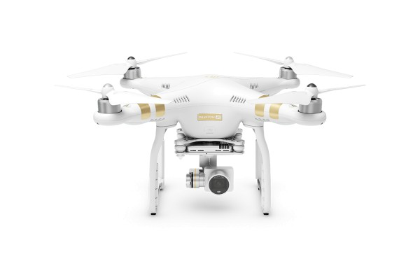 DJI Phantom 3 4K Quadrocopter Drohne