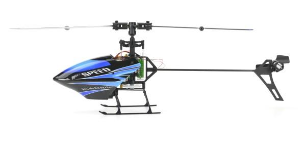 Firebird - 3D 6 Kanal Flybarless 2.4Ghz RTF RC Hubschrauber mit Gyro