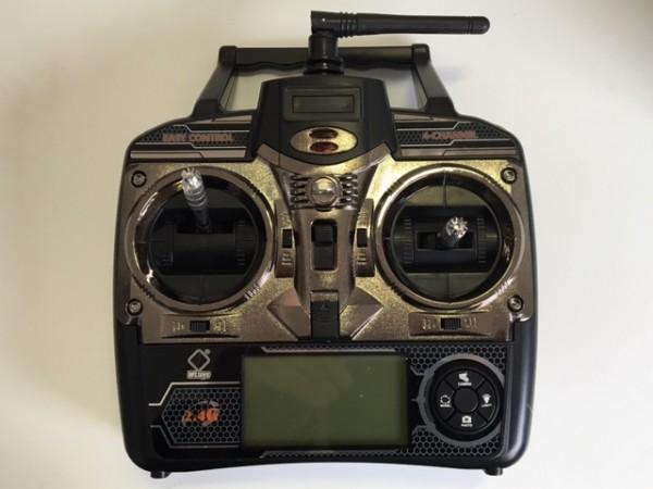 R809 Ersatz Fernsteuerung 2