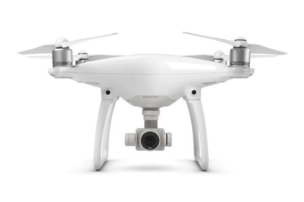 DJI Phantom 4 Quadrocopter Drohne