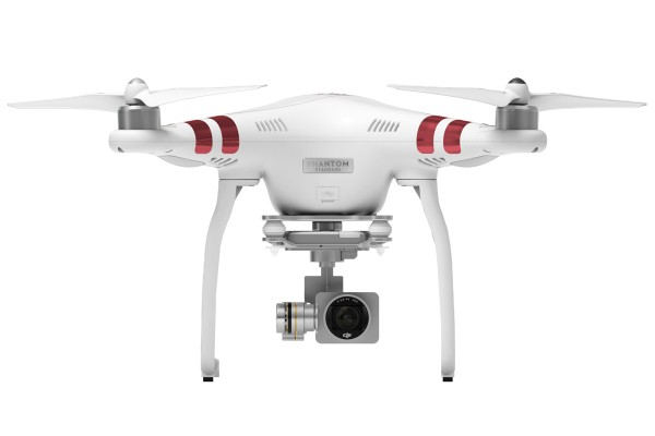 DJI Phantom 3 Quadrocopter