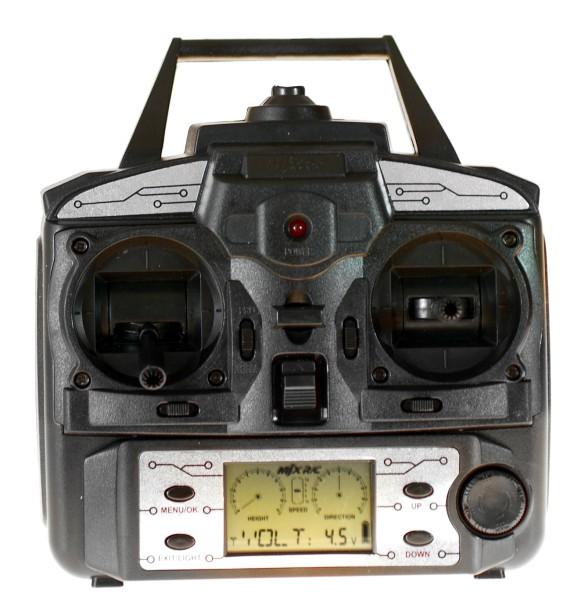 T 640 (T-Series) Fernsteuerung