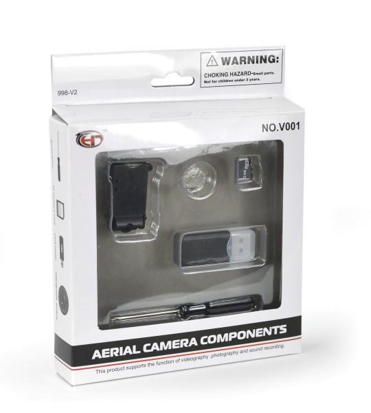 HD Kamera mit Micro SD 1GB MJX T653