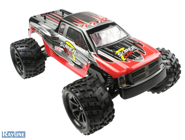 Funrace 02 B15 RC Monster Truck
