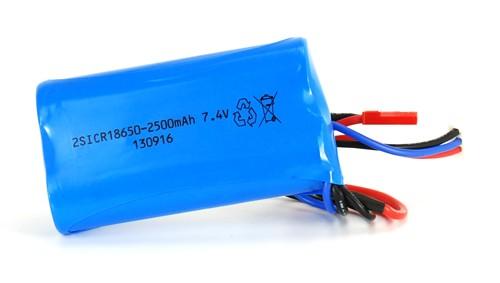 Power Akku 2500 mAh 7.4V z.B. F645