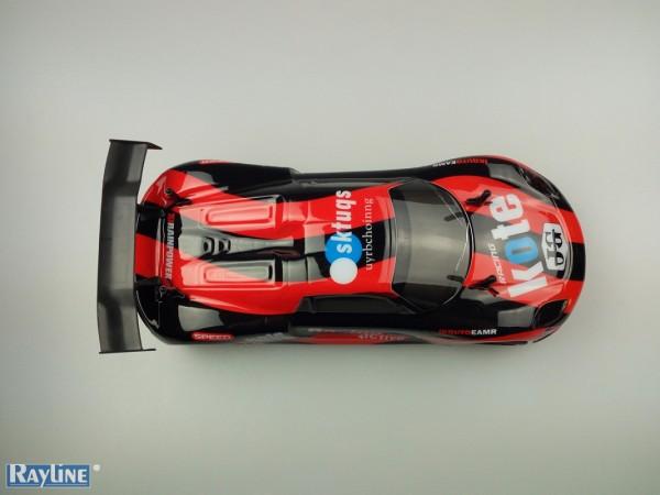 Rayline Racers RR14A RC AutoRennwagen 33cm Groß