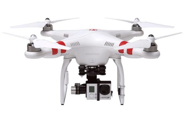 DJI Phantom 2 V2.0 Quadrocopter