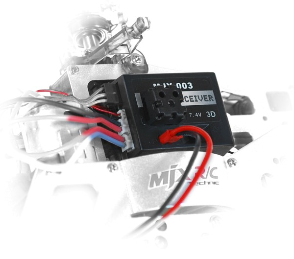 T 623 (T-Series) Reciever