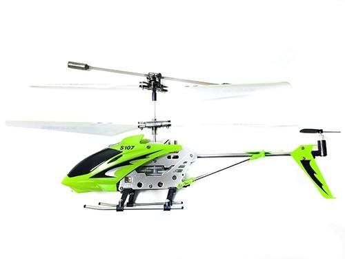 S107 Helikopter mit Gyroskop 2 speed und Demoflug