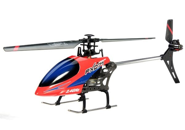 FX071C RC Helicopter