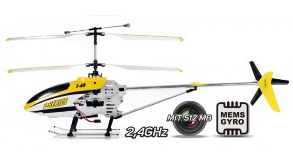 T640C HD Kamera RC Helicopter