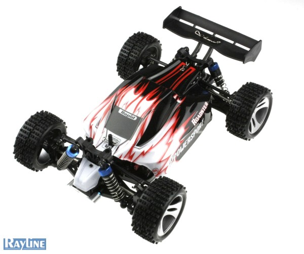 Funrace 01 A15 RC Rennbuggy