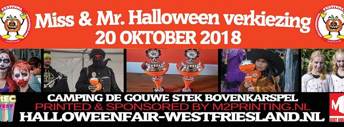 Halloween Friesland.Halloweenverkiezing West Friesland Stecwf Stichting