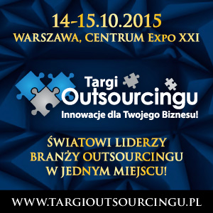 Światowi liderzy branży Outsourcingu w jednym miejscu!
