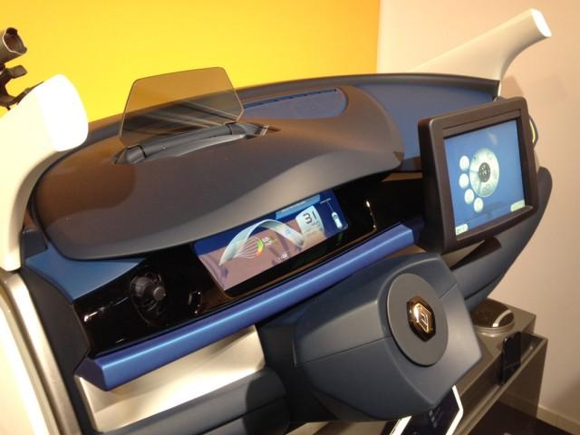 Samochód przyszłości Renault z technologią LTE od Orange