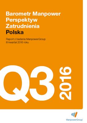 Rynek pracy w Polsce nabiera kolorów