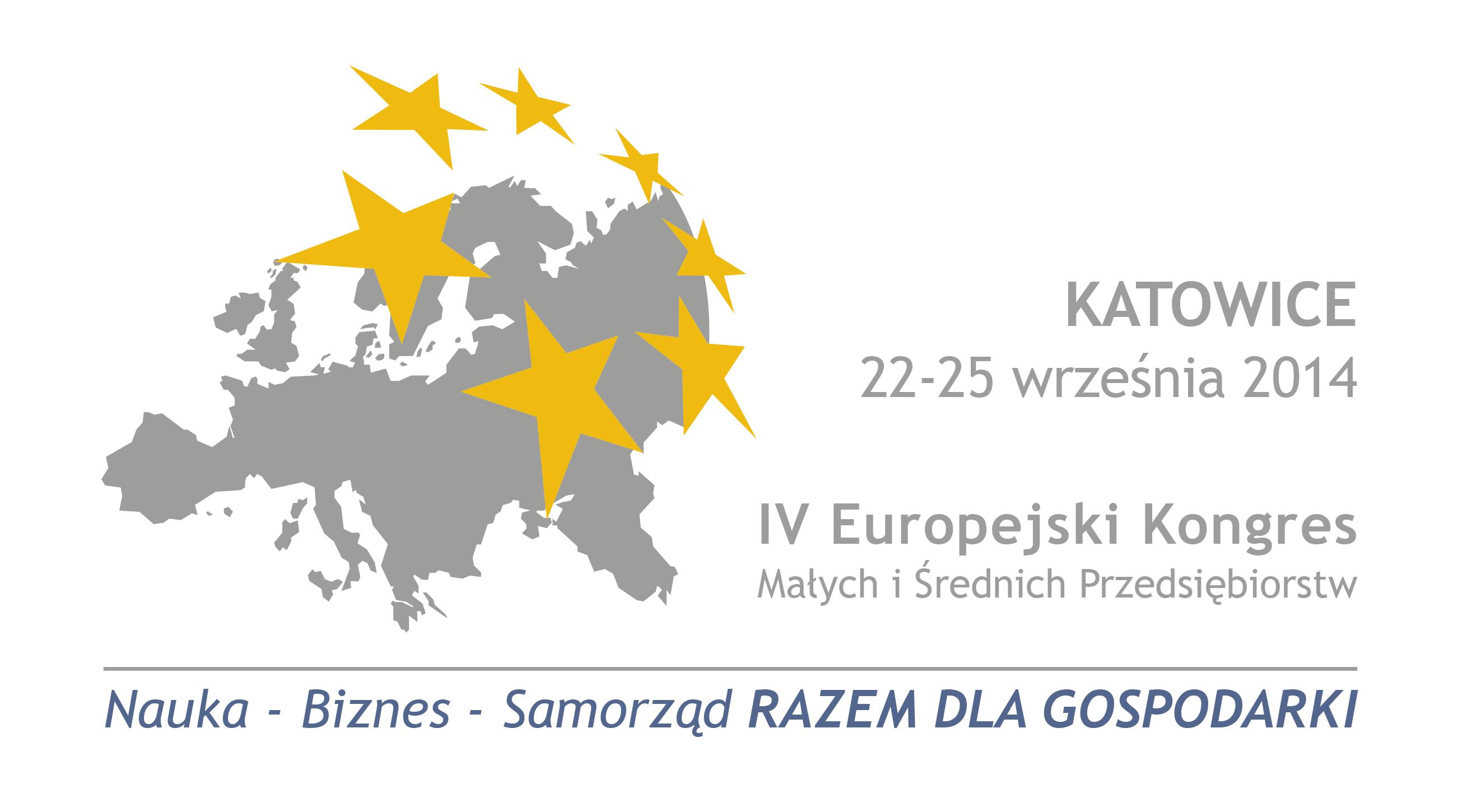 IV europejski Kongres Małych i Średnich Przedsiębiorstw - największe w Europie wydarzenie poświęcone sektorowi MSP