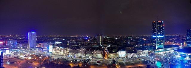 Warszawa stawia na innowacyjność