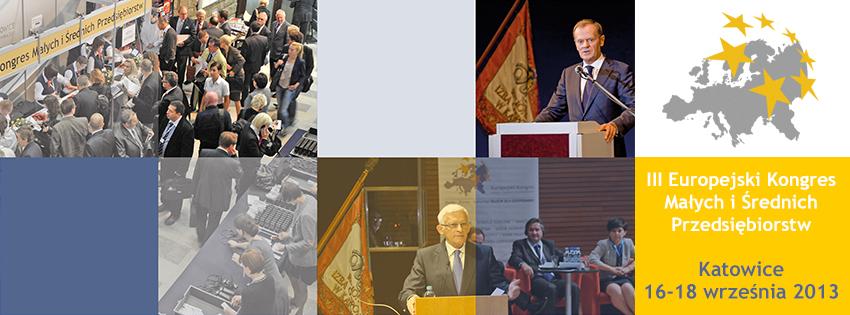 Wrzesień małej i średniej przedsiębiorczości – III Europejski Kongres Małych i Średnich Przedsiębiorstw