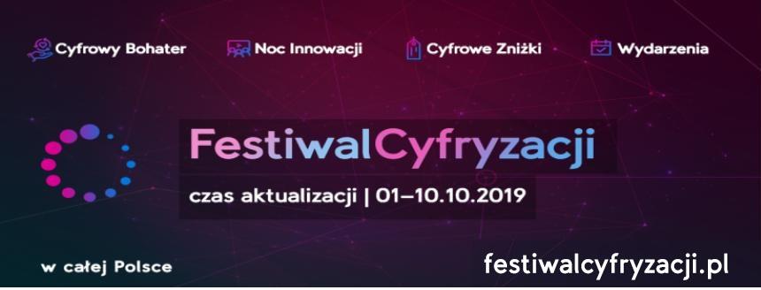 Festiwal Cyfryzacji, autor: Fundacja Digital Poland