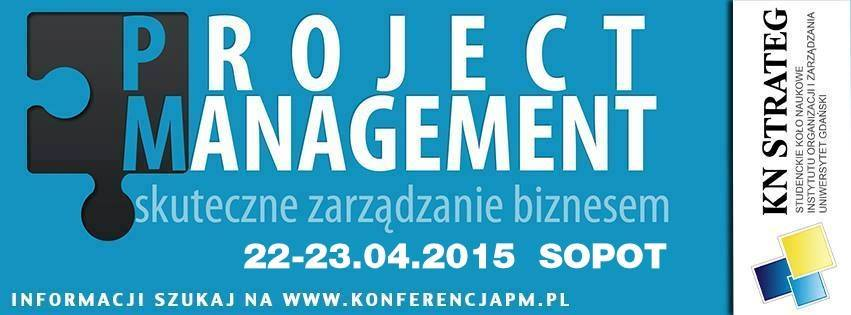 Konferencja Project Management 2015