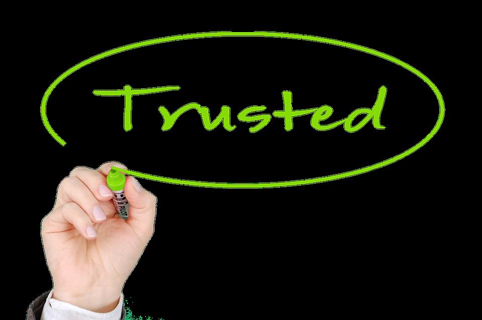 Zaufanie w prowadzeniu firmy