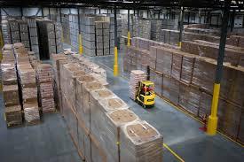 Nowoczesna logistyka rozwiązaniem prowadzącym do efektywniejszej inwentaryzacji