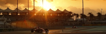 2019 Formula 1 Abu Dhabi Grand Prix