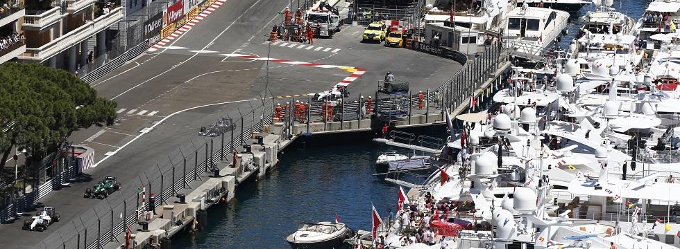Formula 1 Grand Prix De Monaco 2020
