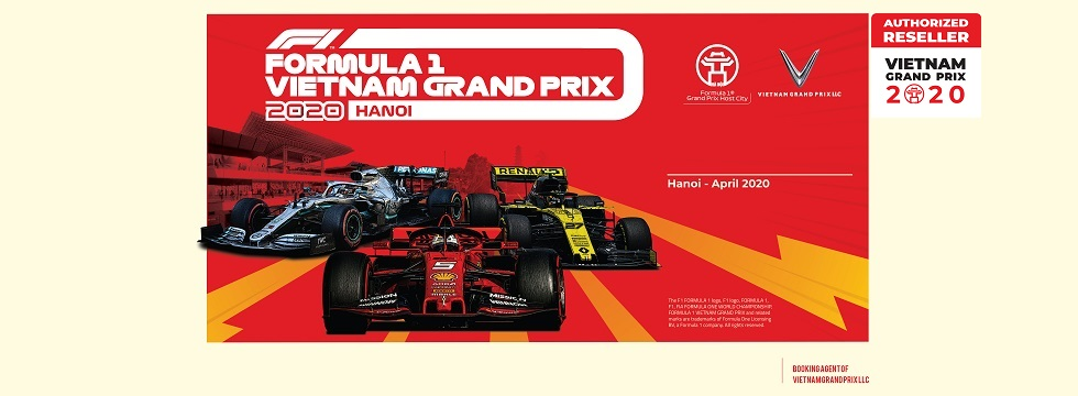 Formula 1 Vietnam Grand Prix 2020