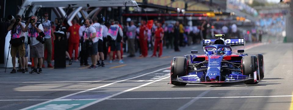 Formula 1 Rolex Australian Grand Prix 2020