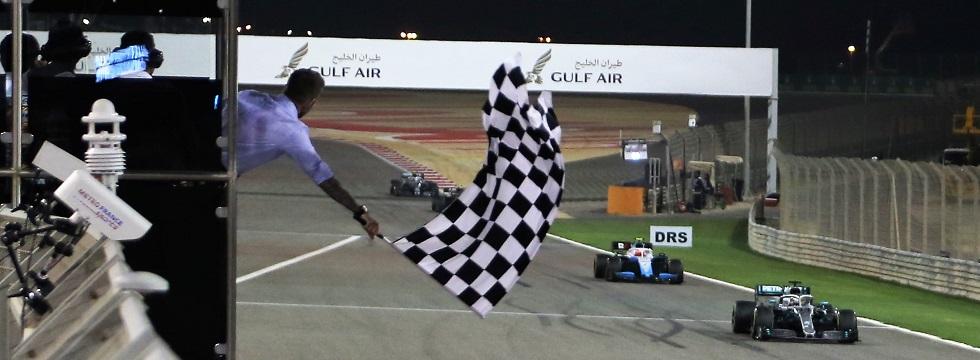 Formula 1 Gulf Air Bahrain Grand Prix 2020