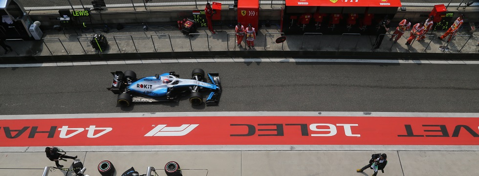 Formula 1 Heineken Chinese Grand Prix 2020