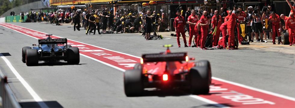 Formula 1 Gran Premio De Espana 2020