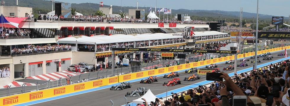 Formula 1 Grand Prix de France 2020