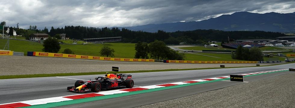 Formula 1 Grosser Preis Von Osterreich 2020