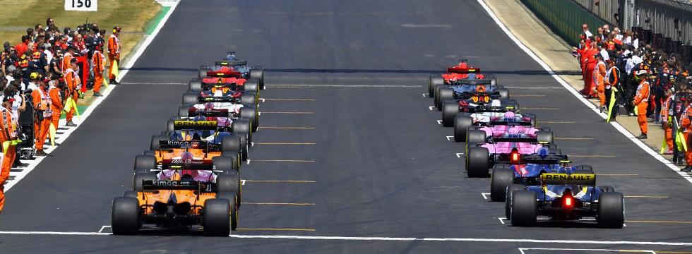 Formula 1 Rolex British Grand Prix 2020